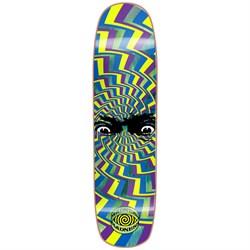 Madness Spun Out R7 Green 8.375 Skateboard Deck