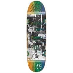 Madness Column R7 Blue/Orange 9.0 Skateboard Deck