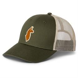 Cotopaxi Llama Trucker Hat