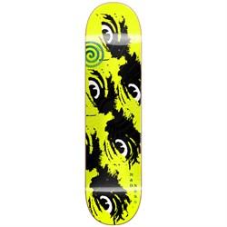 Madness Side Eye R7 Neon Yellow 8.5 Skateboard Deck