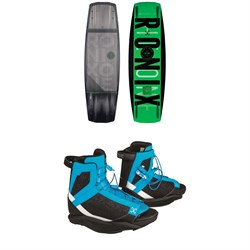 Ronix One Timebomb + District Wakeboard Package
