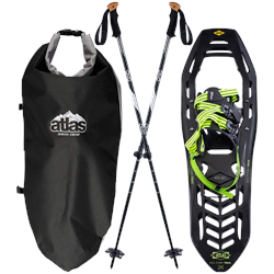Atlas Helium Trail Snowshoes Kit