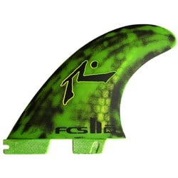 FCS II RP PC Medium Tri-Quad Fin Set