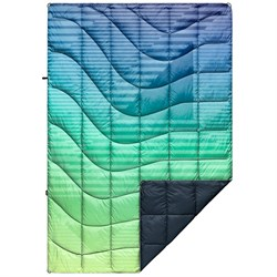 Rumpl Nanoloft™ Puffy Blanket - Patch Fade Cool