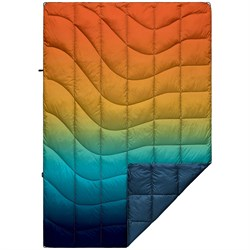 Rumpl Down Puffy Blanket - Baja Fade