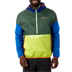 Cotopaxi Teca Light Half-Zip Windbreaker