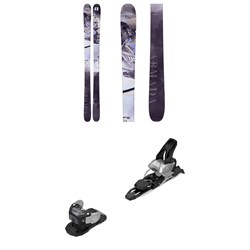 Armada ARV 86 Skis ​+ Salomon Warden MNC 11 Ski Bindings 2021
