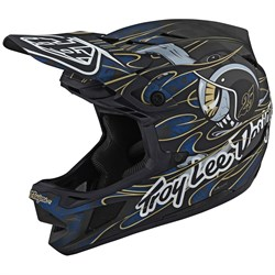 Troy Lee Designs D4 Carbon Limited Edition Bike Helmet