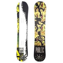 Public Opinion Bradshaw Snowboard