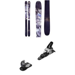Armada ARV 96 Skis ​+ Salomon Warden MNC 11 Ski Bindings 2021