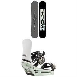 Burton Kilroy 3D Snowboard + Cartel X EST Snowboard Bindings 2021
