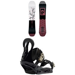 Rome Royal Snowboard  ​+ Burton Citizen Snowboard Bindings - Women's 2019