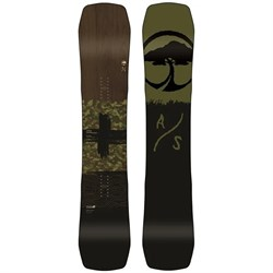 Arbor Westmark Camber Frank April Snowboard - Blem