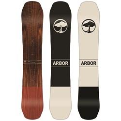 Arbor Coda Rocker Snowboard - Blem
