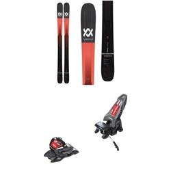 Volkl M5 Mantra Skis + Marker Griffon 13 ID Ski Bindings 2021