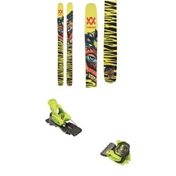 Volkl Revolt 121 Skis + Tyrolia Attack² 16 GW Bindings 2021