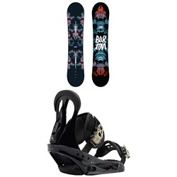 Burton Stylus Snowboard  ​+ Citizen Snowboard Bindings - Women's 2019