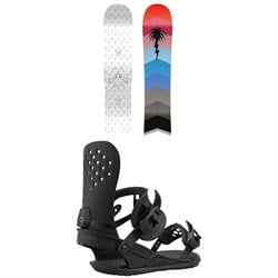 CAPiTA Spring Break Slush Slasher Snowboard ​+ Union Strata Snowboard Bindings 2021