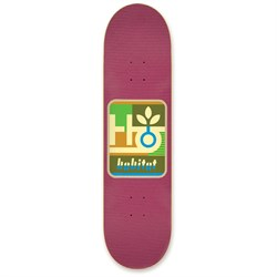 Habitat Mod Pod Red 7.875 Skateboard Deck