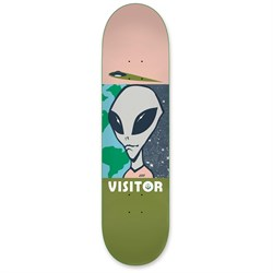 Alien Workshop Visitor Tourist 8.25 Skateboard Deck