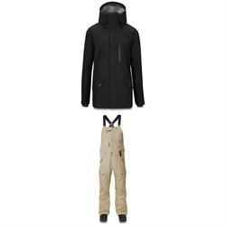 Dakine Sawtooth GORE-TEX 3L Jacket + Stoker GORE-TEX 3L Bibs