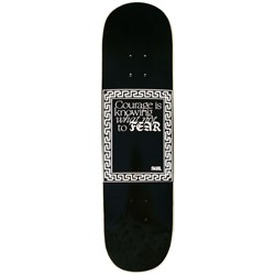 Still No Fear 8.25 Skateboard Deck