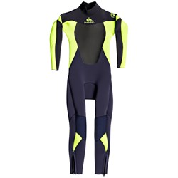 Quiksilver 4​/3 Syncro Back Zip Wetsuit - Little Boys'