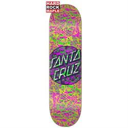 Santa Cruz Foam Dot Hard Rock Maple 8.125 Skateboard Deck