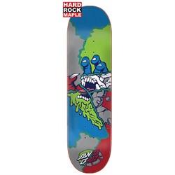 Santa Cruz Universal Hand Hard Rock Maple 8.0 Skateboard Deck
