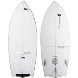 Ronix Flyweight Bat Tail Thruster Wakesurf Board - Blem 2020
