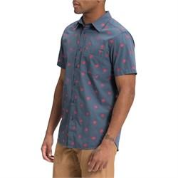 The North Face Baytrail Jacquard Short-Sleeve Shirt
