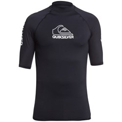 Quiksilver On Tour Short Sleeve Surf Tee