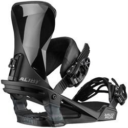 Salomon Alibi Snowboard Bindings  - Used