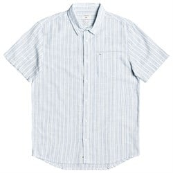 Quiksilver Oxford Lines Short-Sleeve Shirt