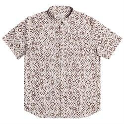 Quiksilver Baja Blues Short-Sleeve Shirt