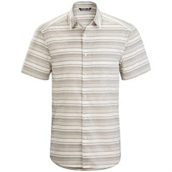 Arc'teryx Brohm Striped Short-Sleeve Shirt