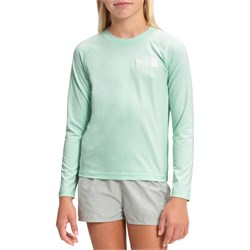 The North Face Long Sleeve Sun Tee - Girls'