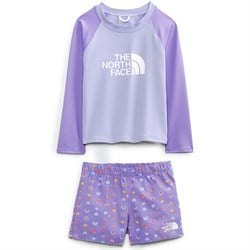 The North Face Long Sleeve Sun Set - Toddlers'