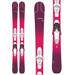 Rossignol Experience Pro W Skis + Team 4 Bindings - Little Girls' 2021