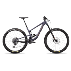 Santa Cruz Bicycles Megatower C S Complete Mountain Bike 2021