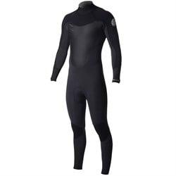 Rip Curl 3/2 Dawn Patrol Back Zip Steamer Wetsuit