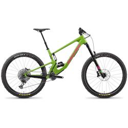 Santa Cruz Bicycles Nomad C S Complete Mountain Bike 2021