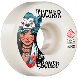 Bones Tucker We Are Wolves STF 103a V1 Skateboard Wheels