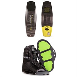 Liquid Force Classic Wakeboard ​+ Transit Wakeboard Package - Blem 2020