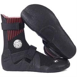 Rip Curl 5mm Flashbomb Hidden Split Toe Boots