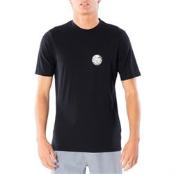 Rip Curl Wettie Logo Short Sleeve UV Shirt