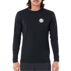 Rip Curl Wettie Logo Long Sleeve UV Shirt