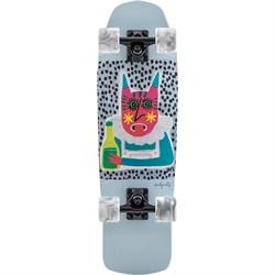Landyachtz Dinghy Shape 9 Chartreuse Cruiser Skateboard Complete