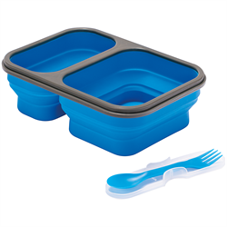 Alpine Mountain Gear Collapsible Silicone Food Container