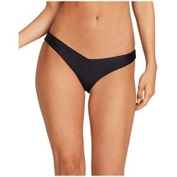 Volcom Simply Solid V Bikini Bottoms - Women's